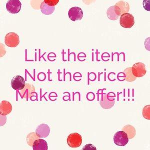 I Love Offers!!!!! ❤️❤️❤️